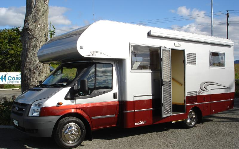 Coastal Motorhomes New Zealand Coastal Rv Photo Gallery