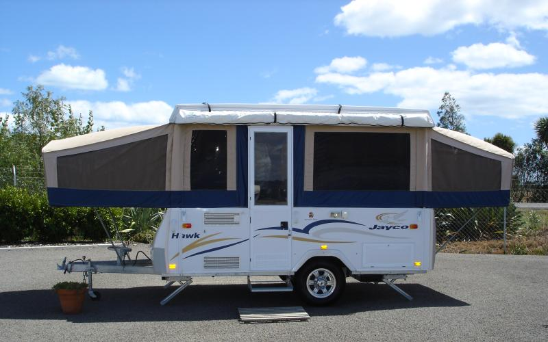 Jayco Caravans New Zealand Camper Trailer Photo Gallery