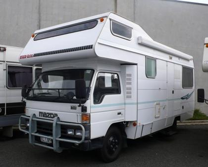 Mazda on Mazda Motorhome  New Zealand Mazda Motorhome Photo Gallery   Nz Rv