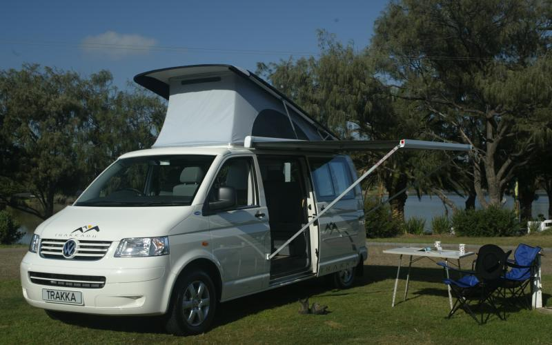 Trakka Motorhome New Zealand Trakka Motorhome Photo