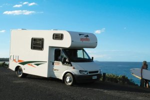 Excellent Apollo Motorhomes Euro Star 4 Berth Camper Vehicle Information
