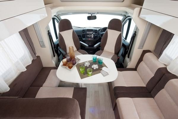 Brilliant Motorhome Seven Night Hire From 449 In Choice Of Location With